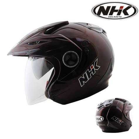 Helm Nhk Warna Pink Helm Nhk Aviator Solid Pabrikhelm Jual Helm Murah