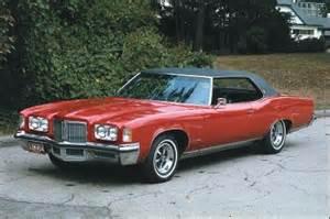 Pontiac Origin 1971 1976 Pontiac Howstuffworks