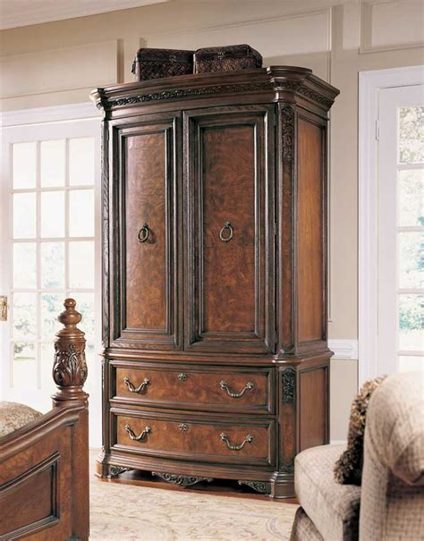 american drew armoire buy american drew grand revival dark armoire online