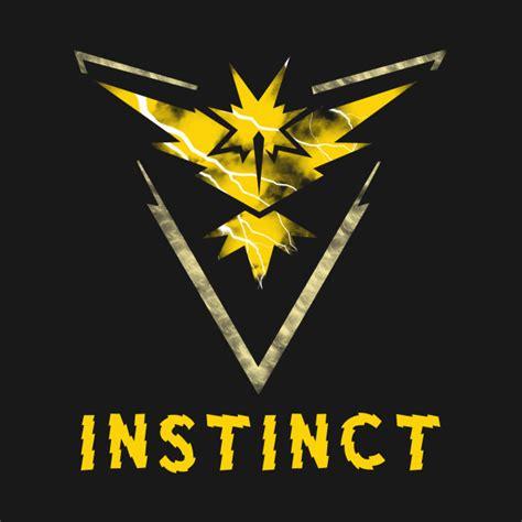 Hoodie Team Instinct Go team instinct go hoodie teepublic