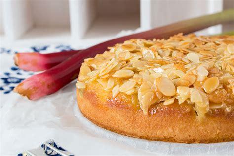 rhabarber apfel kuchen rhabarber apfel kuchen mit mandelstich orangenmond