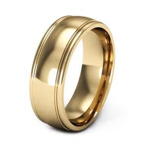 mens gold wedding bands gold wedding rings for a trusted wedding source by