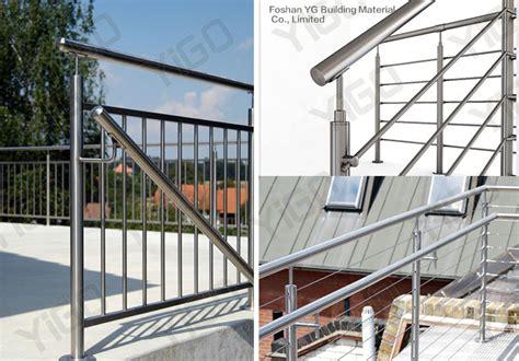 Buy Stair Railing Outdoor Stair Railings Price Outdoor Metal Stair Railing