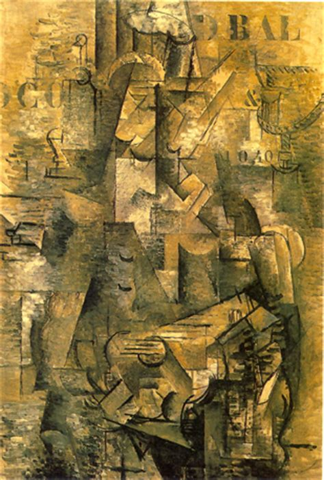 braque definition on cubism