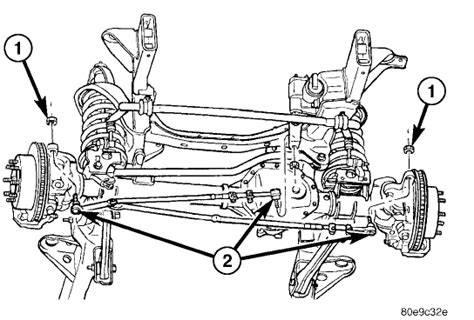 2004 dodge ram 2500 front suspension diagram i a brand new front end and devolped an