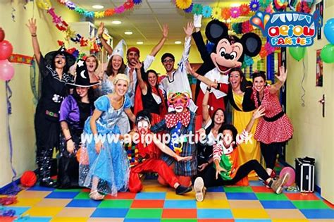 Themed Party Entertainers | kids themed parties in manchester children s birthdays
