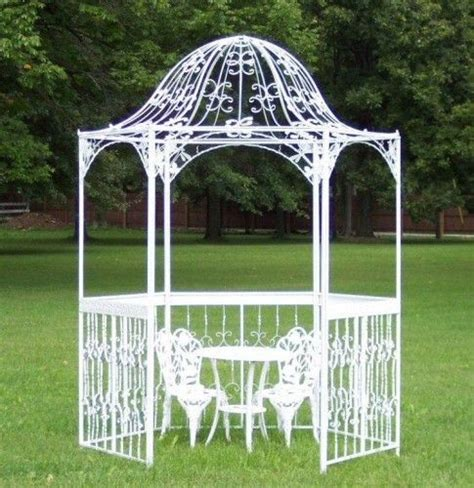 iron gazebo for sale metal gazebos for sale beautiful white wrought iron