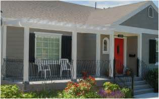 front porch decorating designs
