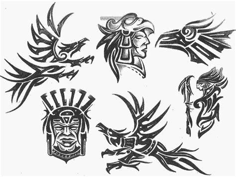 imagenes aztecas para imprimir dise 209 os aztecas exclusivos 3 belagoria la web de los