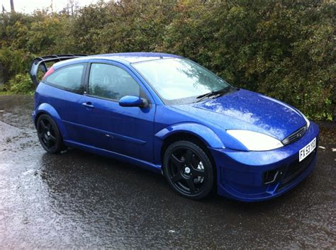wrc kitted mk focus rs  passionford ford focus