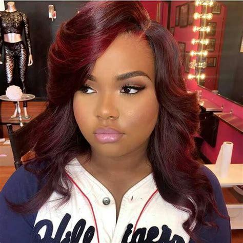 do any playboy models have burgundy hair 4089 best hair images on pinterest black girls braids