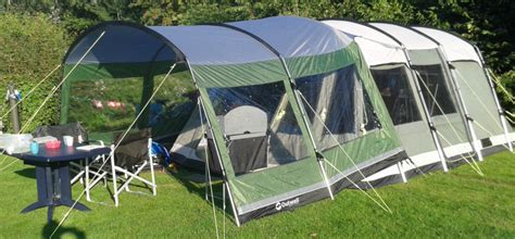 outwell montana 6 awning 2010 outwell montana 6 front extension for sale
