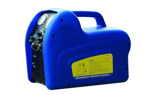What Is A Refrigerant Recovery Machine by Refrigerant Recovery Machine