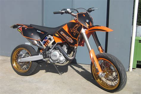 Ktm 525 Weight 2006 Ktm 525 Exc Racing Pics Specs And Information