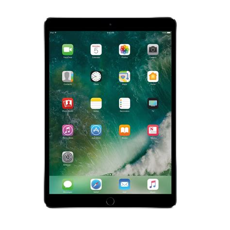 apple pro 10 5 quot 2017 wifi 64gb mqdt2 grey
