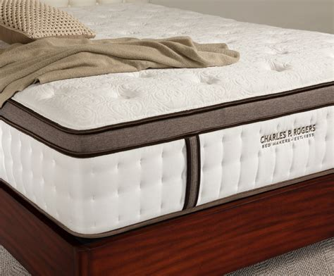 Charles P Rogers Mattress estate 7000 and 9000 mattresses traditional bedroom