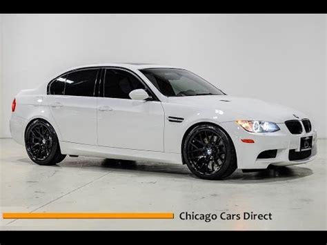 2009 bmw m3 sedan chicago cars direct reviews presents a 2009 bmw m3 sedan
