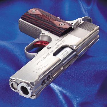 talk m1911 pistol series firearms