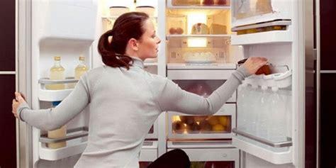 usaha membuat lemari 6 tips mudah ini bisa membuat lemari es hemat listrik