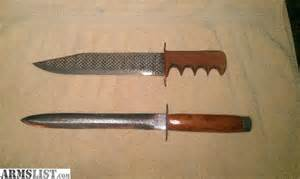 Handmade Kitchen Knives For Sale Armslist For Sale Handmade Knives
