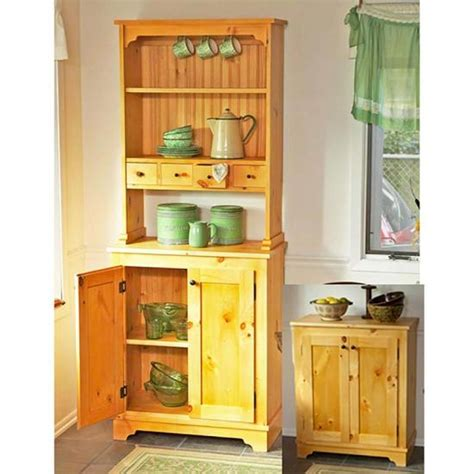 country pine cabinet wood magazine