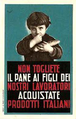 slogan pubblicitari sull alimentazione cucina fascista tra manifesti neologismi e curiosit 224