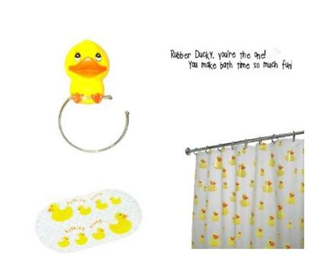 Duck Bathroom Accessories Rubber Duck Bathroom Accessories And Ideas