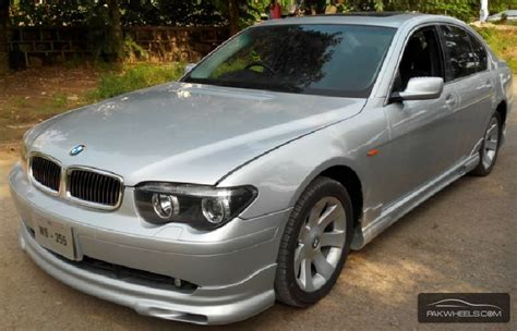 how to sell used cars 2003 bmw 745 spare parts catalogs bmw 7 series 735i 2003 for sale in islamabad pakwheels
