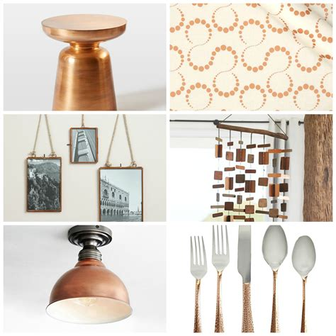 copper decor accents friday favorites copper accents 187 decor adventures