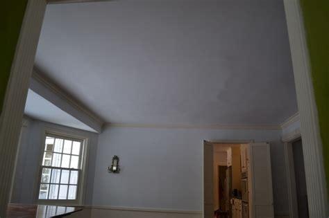 Plaster Ceiling Living Room Plaster Ceiling Repair Traditional Living Room New