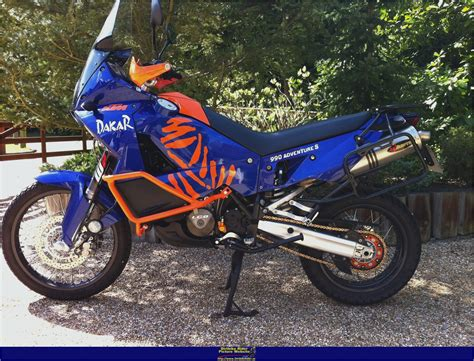 Ktm 990 Adventure S 2008 Ktm 990 Adventure S Used 2008 990 Adventure S At