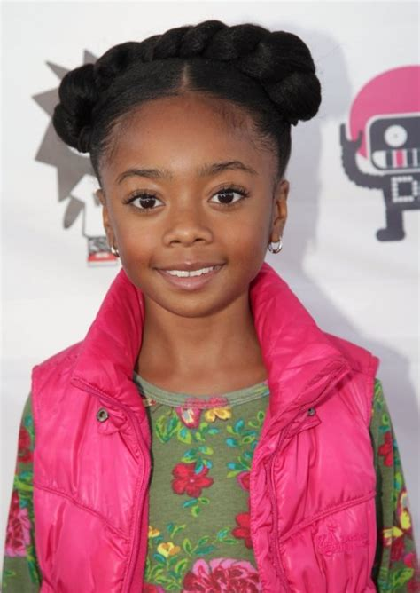 natural hairstyles for 11 year olds fro spotting adorable skai jackson bglh marketplace