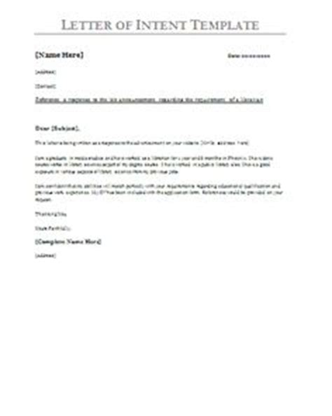 letter of intent template 2 character letters for court templates search 1405