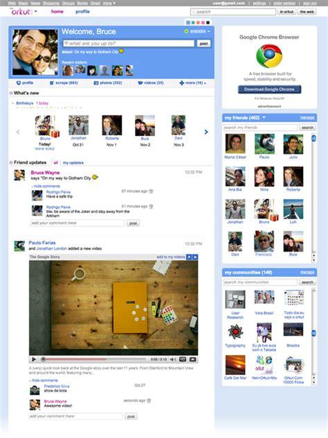 tutorial delphi español o novo orkut conhe 195 167 a e saiba todas as suas novidades