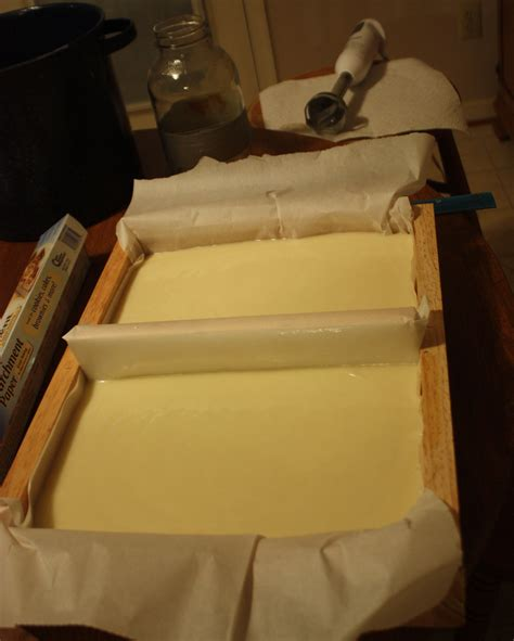 Handmade Soap Process - soap 101 cold process soap