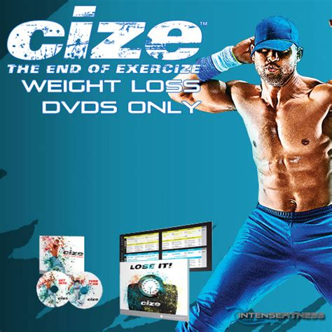 weight loss dvd cize weight loss series dvds only with shaun t from beachbody