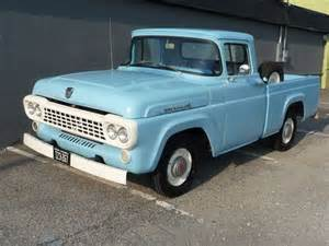 1958 Ford F100 Sell Used 1958 F100 Box In Norfolk