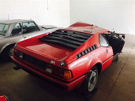 Bmw M1 For Sale by Wrecked Bmw M1 For Sale