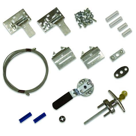 clopay garage door parts list clopay garage door keyed lock set 4125480 the home depot