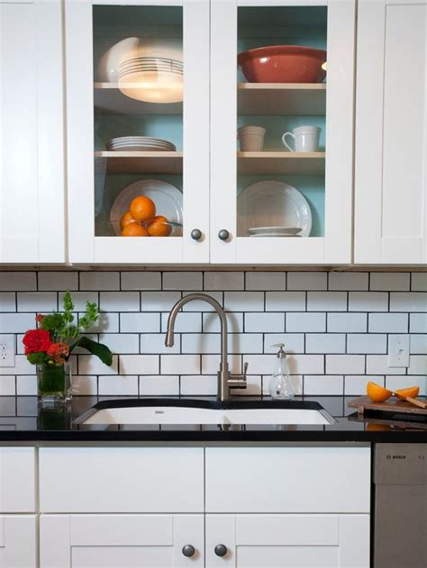 kitchen backsplash material options 11 creative subway tile backsplash ideas beautiful
