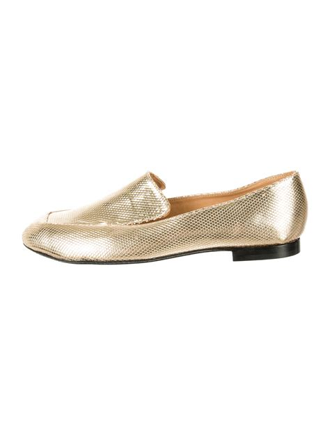 metallic loafers for robert clergerie metallic loafers shoes rog21974 the