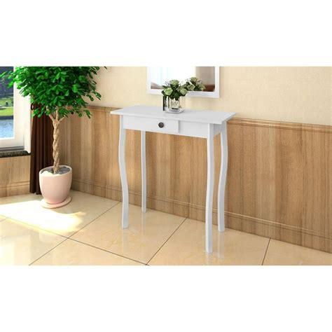 tavolini per ingresso tavolini per ingresso legno mdf bianco vidaxl it