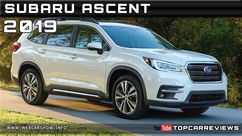2019 Subaru Ascent Release Date by 2019 Subaru Ascent Review Rendered Price Specs Release