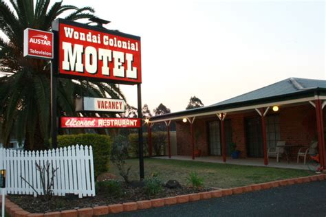 montville motor inn wondai colonial motel updated 2017 prices reviews