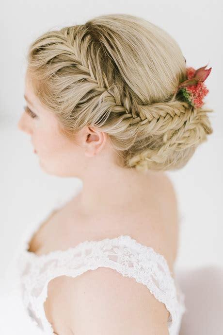 Hochzeitsfrisuren Mit Echten Blumen by Hochzeitsfrisuren Mit Echten Blumen