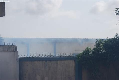 bureau d é ude incendie sc 232 nes de pillages abidjan sous dossier