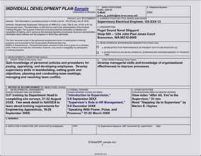 Career Development Plan Template by Career Development Plan Template Doc Template Update234