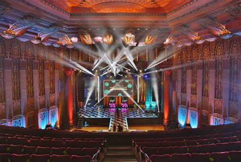 the wiltern seating 25 uniquely stunning los angeles event venues