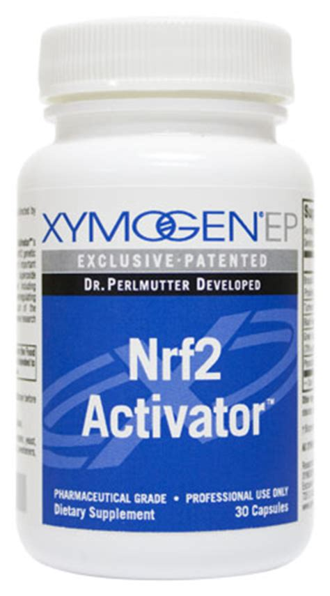 Xymogen Detox Shake by Nrf2 Activator 60 Capsules Xymogen Dr Donielle Wilson