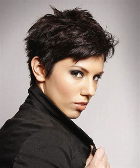 chic short  messy hairstyles styles weekly